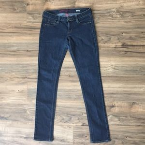 Arizona Skinny Jeans Dark blue size 5 Long